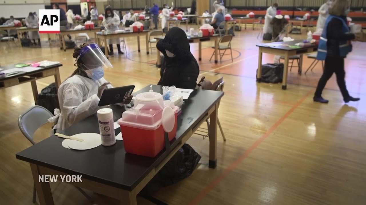 US shifts to speed COVID vaccination as cases rise