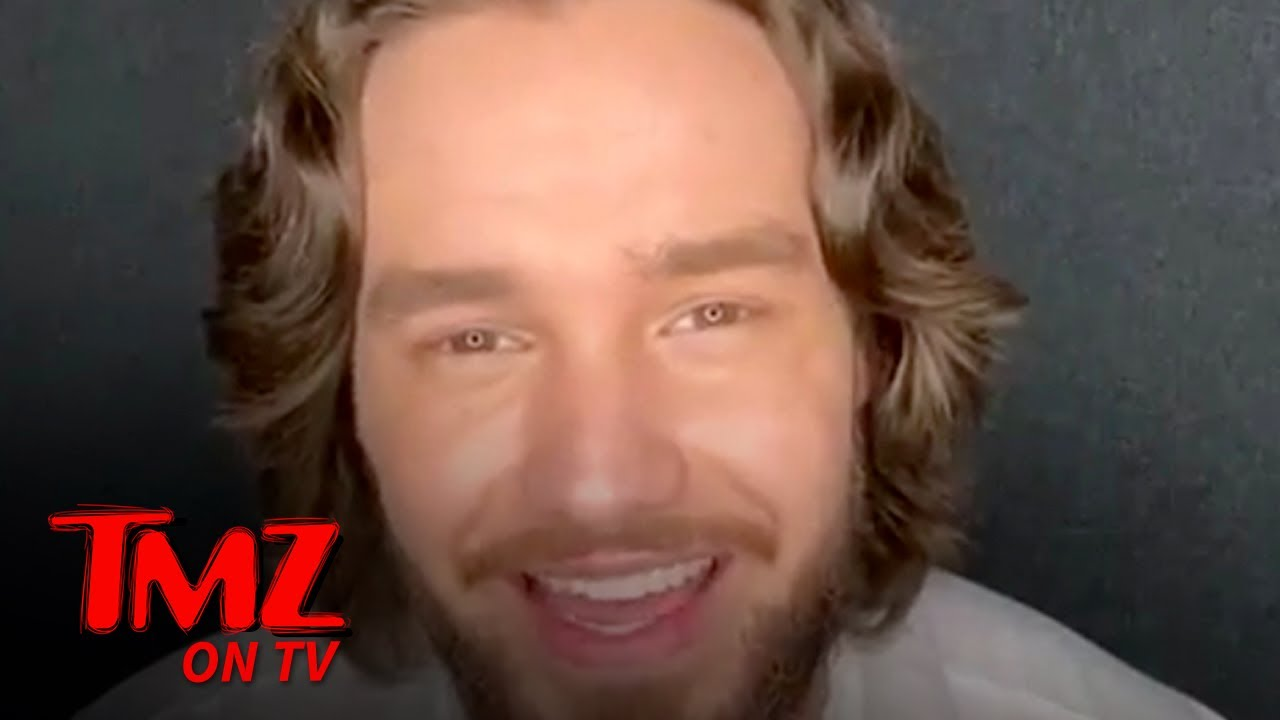 Liam Payne Completely Changes His Look! | TMZ TV