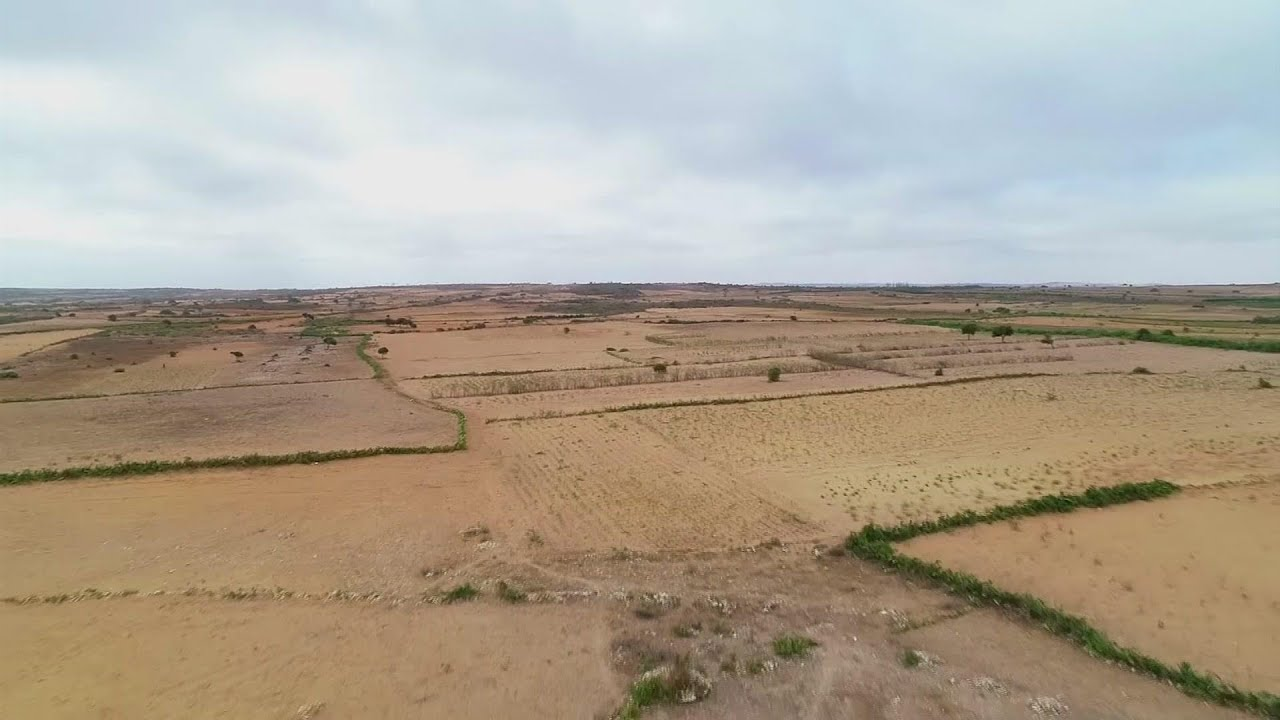 3 years of drought spreads hunger in Madagascar