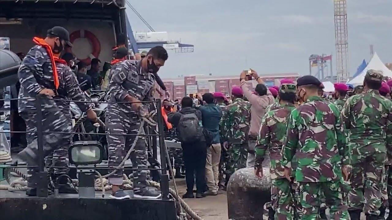 Indonesia plane's 'black box' brought ashore