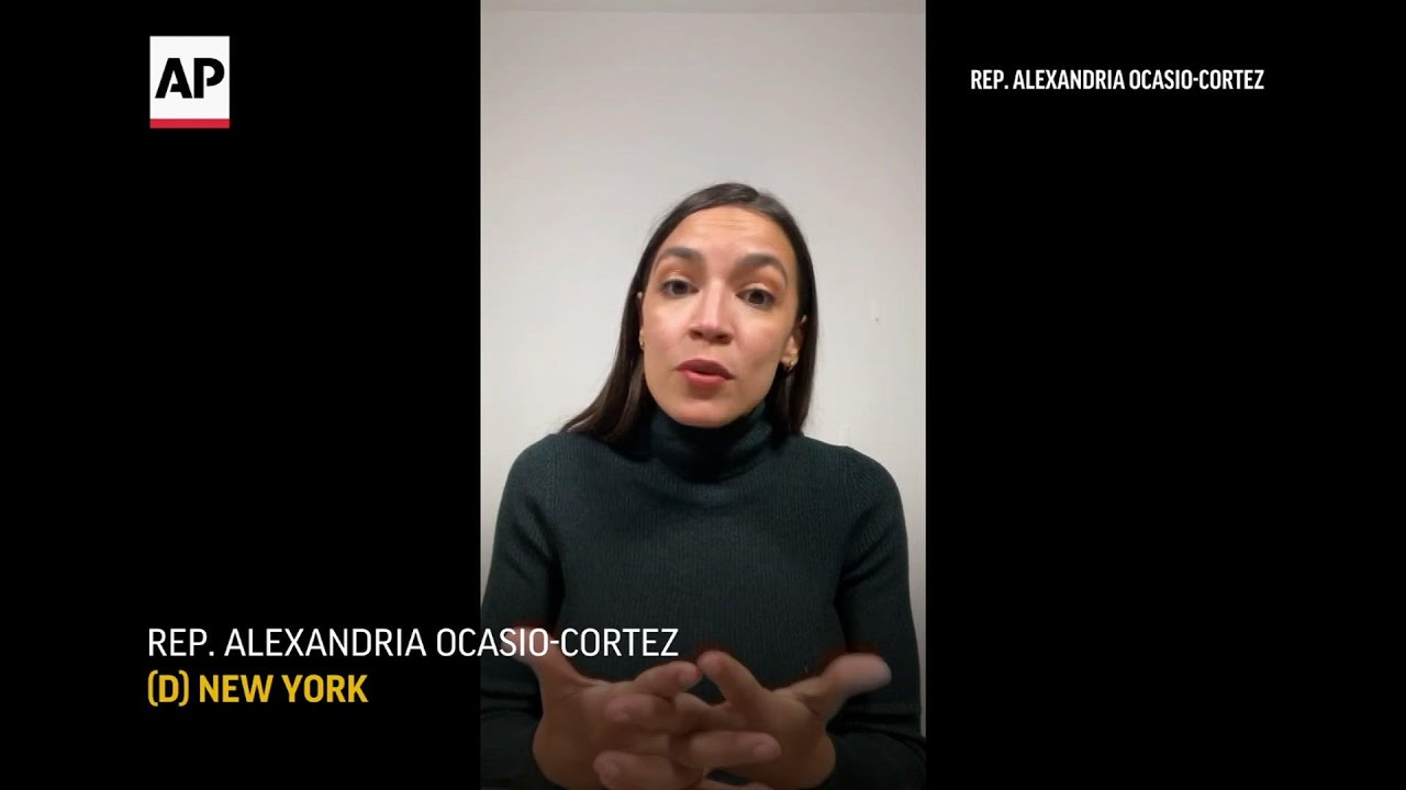 Ocasio-Cortez feared for her life in Capitol siege