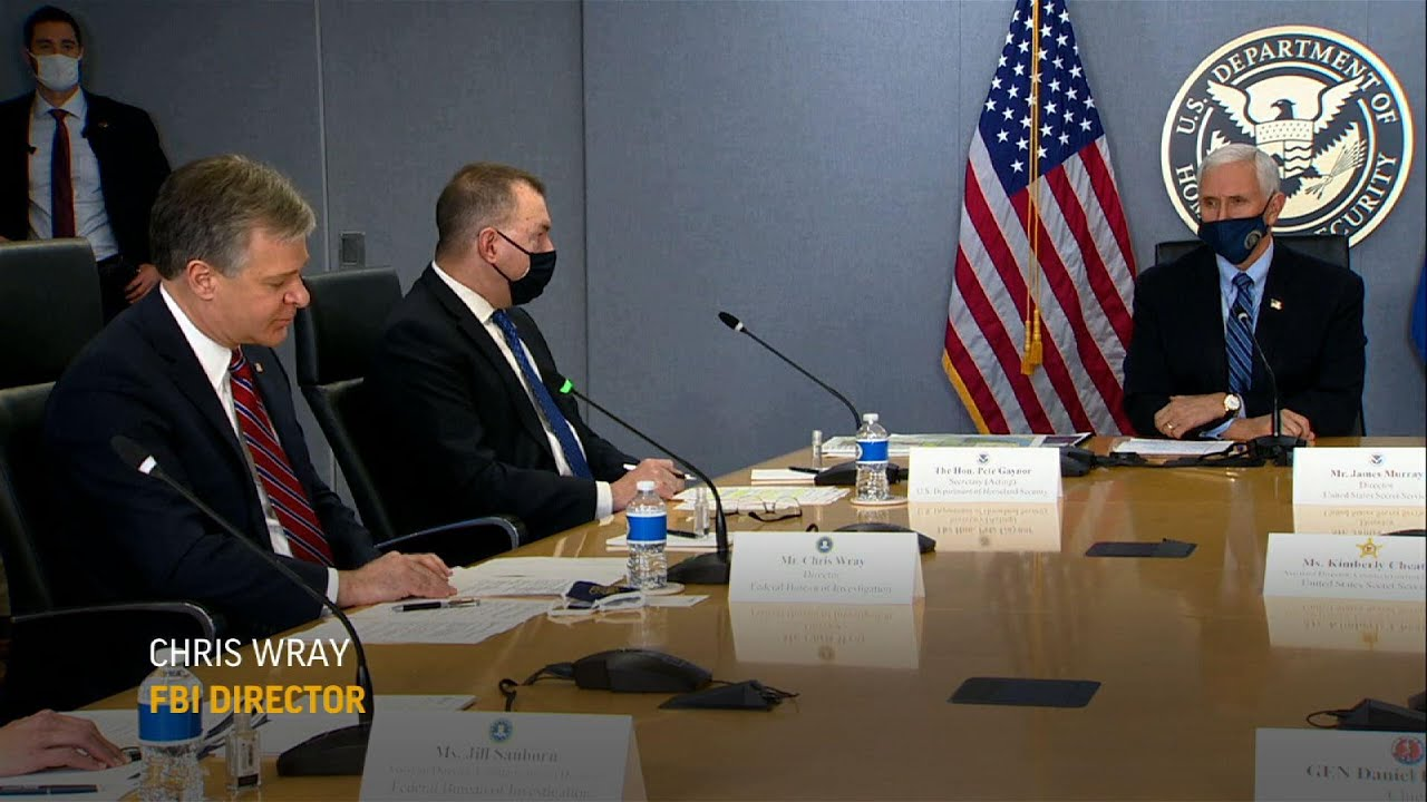 FBI tracks concerening inauguration online chatter