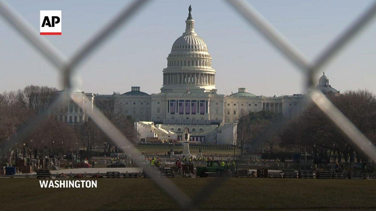Biden's inauguration challenge is to unite America