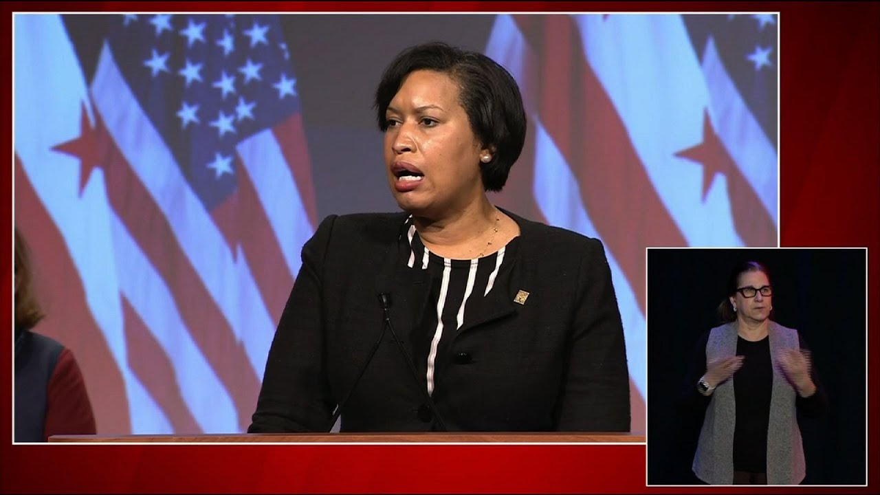 DC Mayor: Public should not come to inauguration