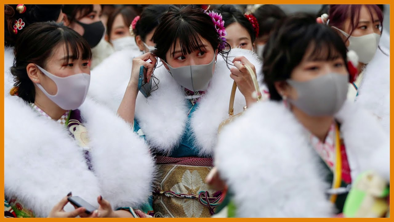 SLIDESHOW: Coming of Age Day celebrations in Japan