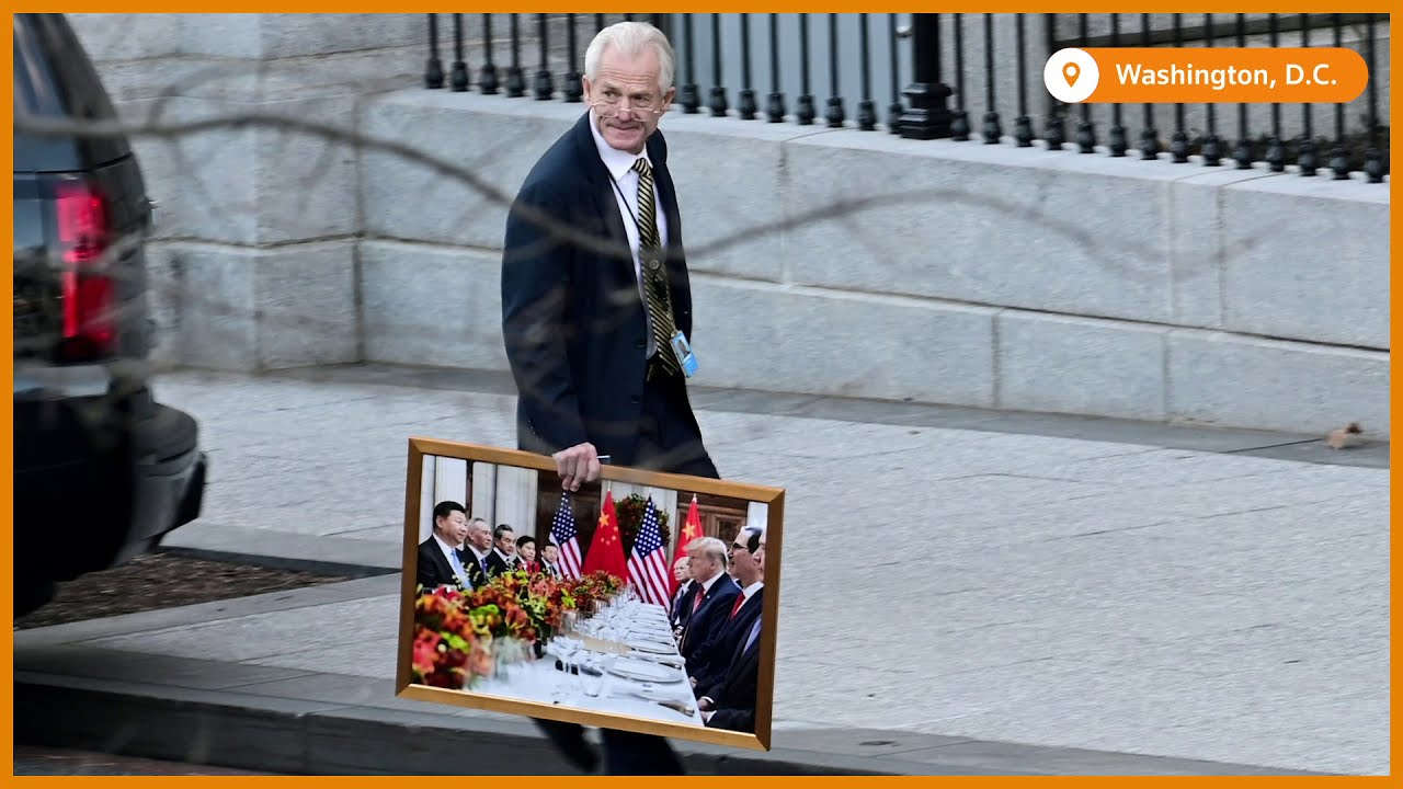 Slideshow: Moving out of the White House