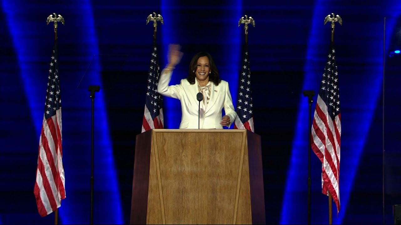 Harris to hold central role in Biden's White House