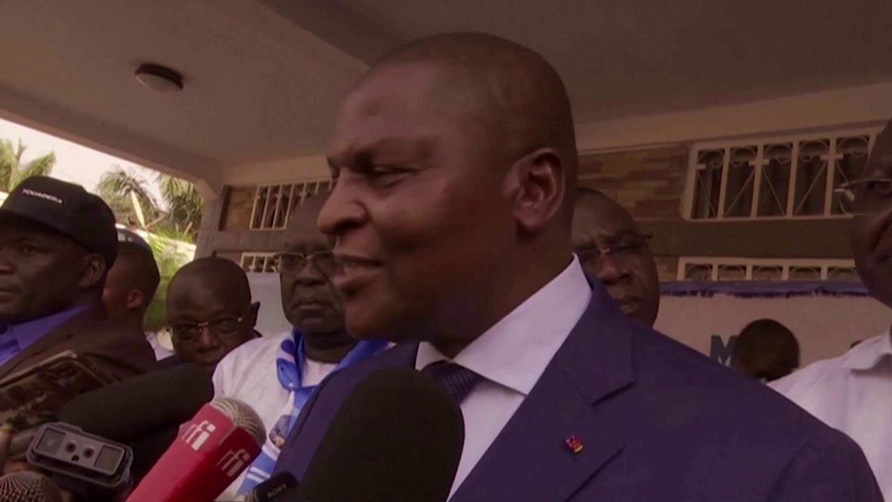 CAR court confirms Touadera re-election