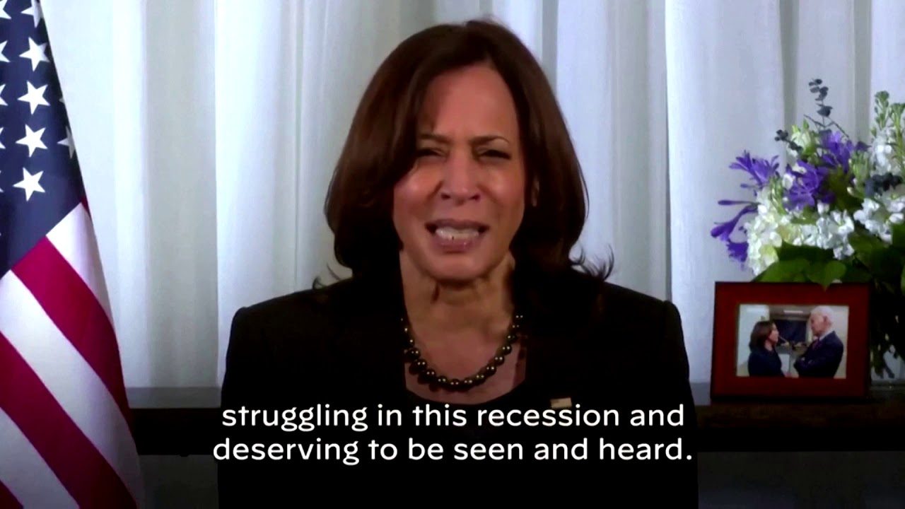 Harris says Biden administration is 'ready to get to work'