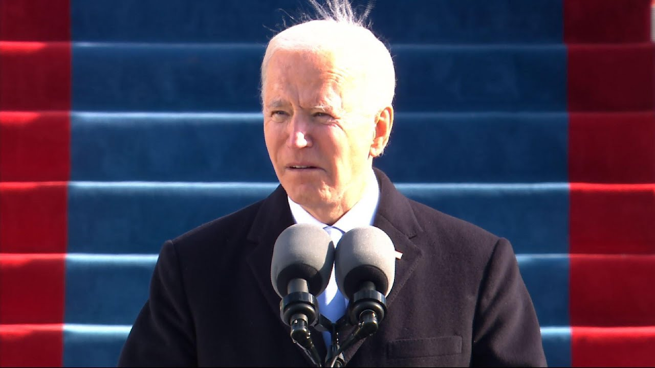 Biden: US must reject culture of 'manipulated' facts