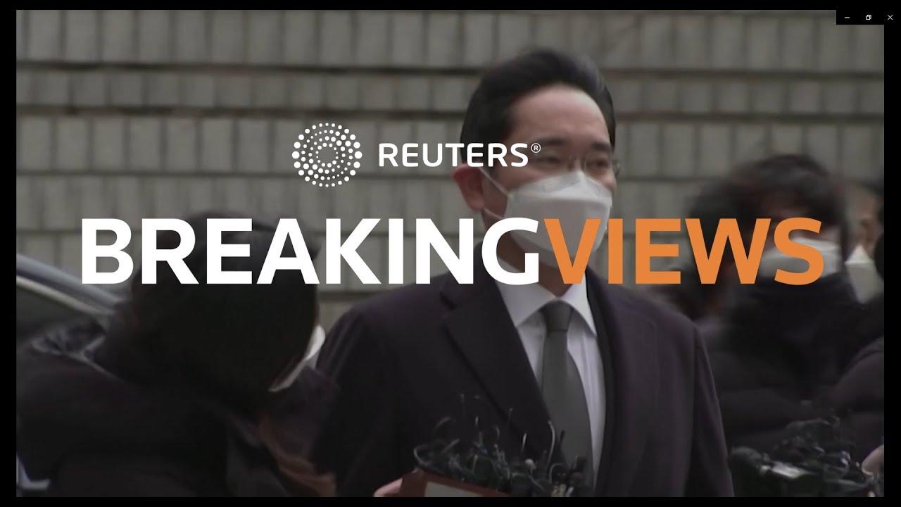 Breakingviews TV: Chaebol trial