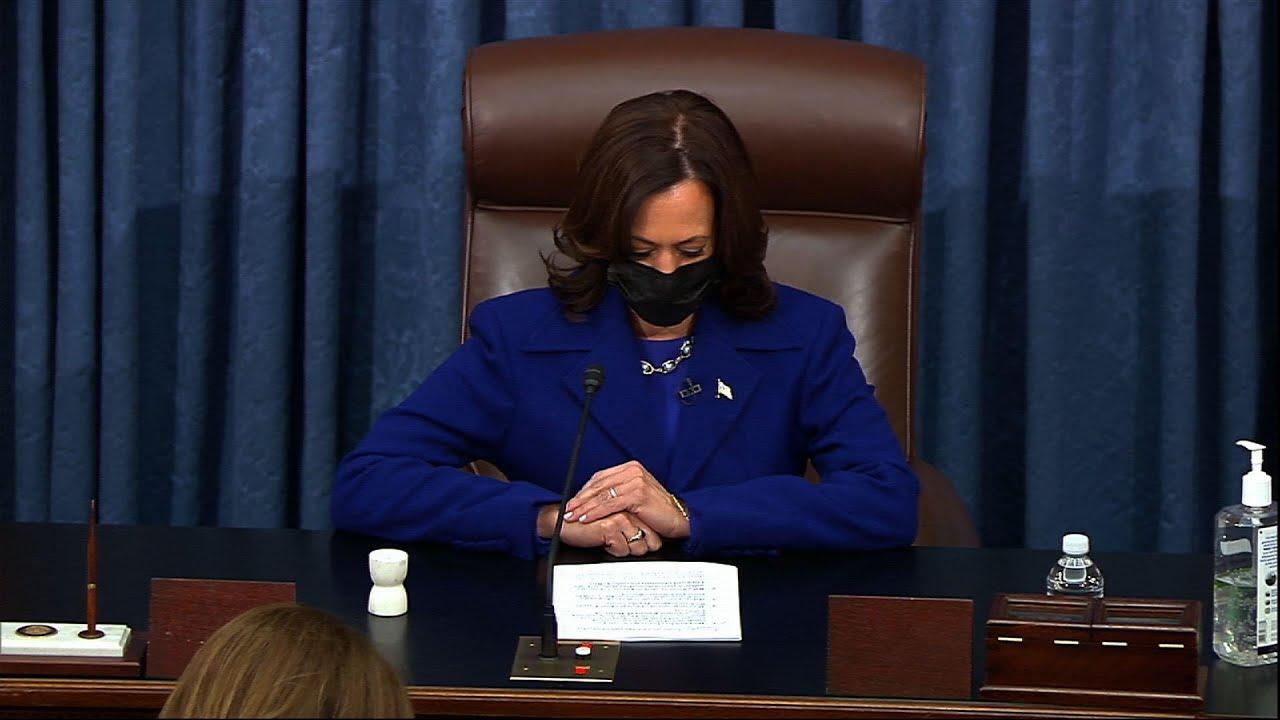 Dems control Senate as new members take oath