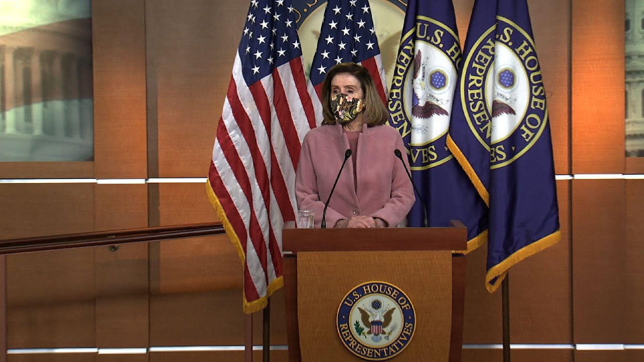 Pelosi on Impeachment: Not unifying to forget