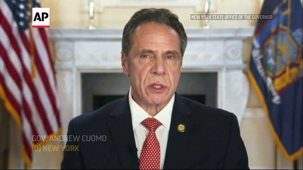Cuomo urges Black church members to get vaccinated