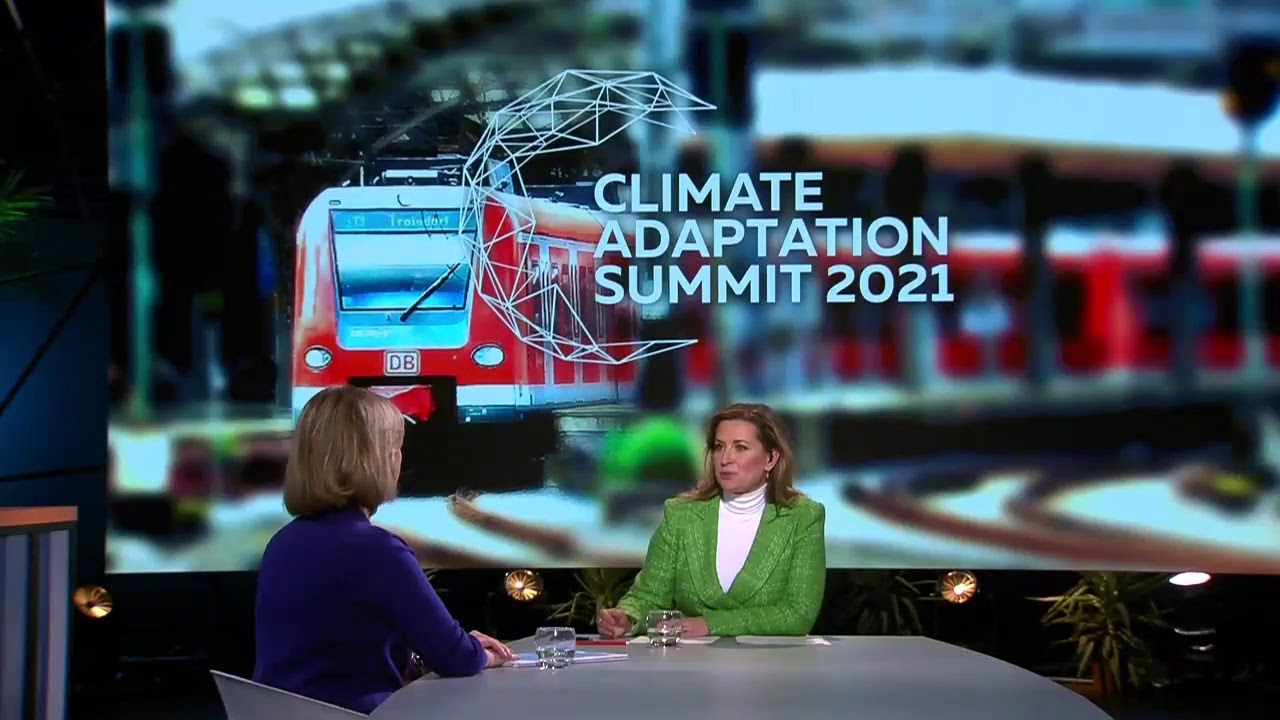 WATCH LIVE: The U.S., UK and China join the Dutch Climate Adaptation Summit