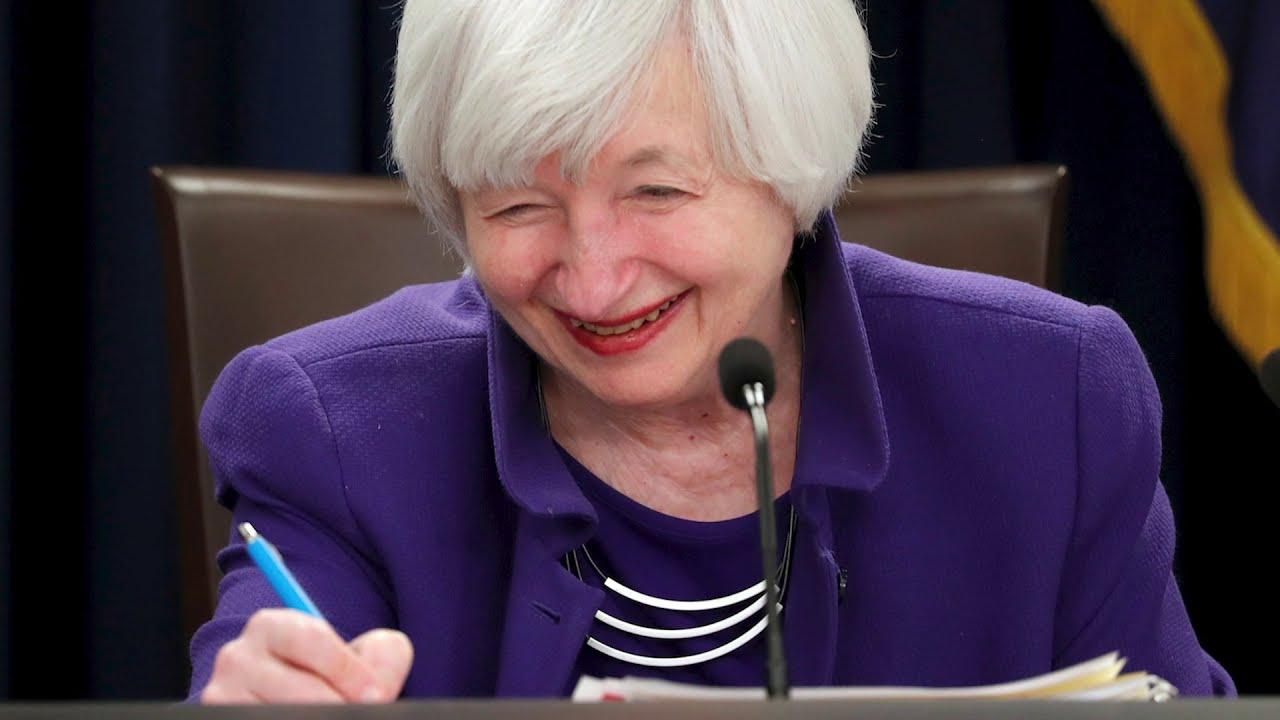 Explainer: Janet Yellen's road to U.S. Treasury Secretary
