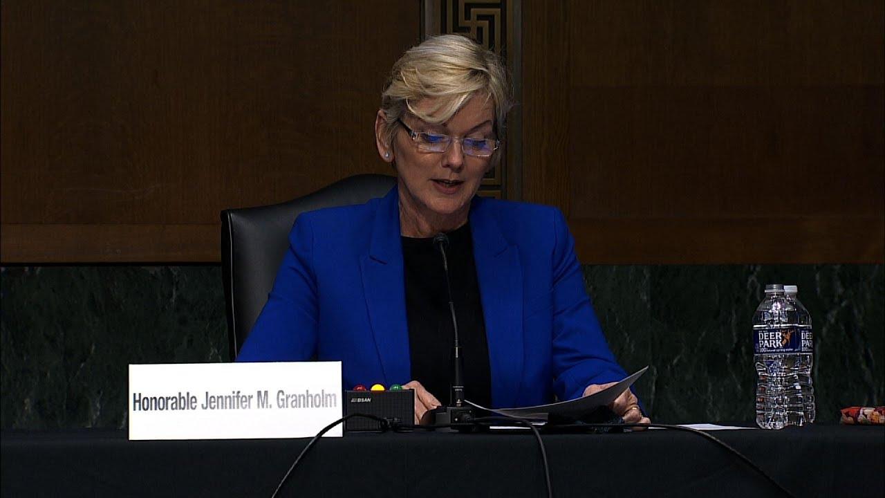 Granholm: Renewable energy a 'massive opportunity'