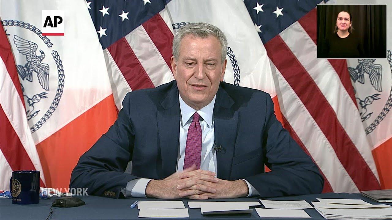NYC mayor wants 'full truth' in COVID death toll