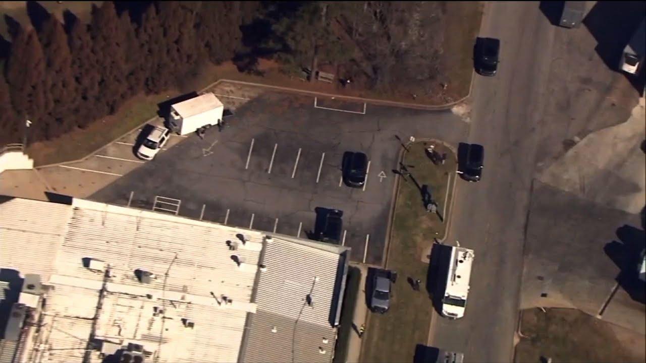 Nitrogen leak at Georgia poultry plant kills 6