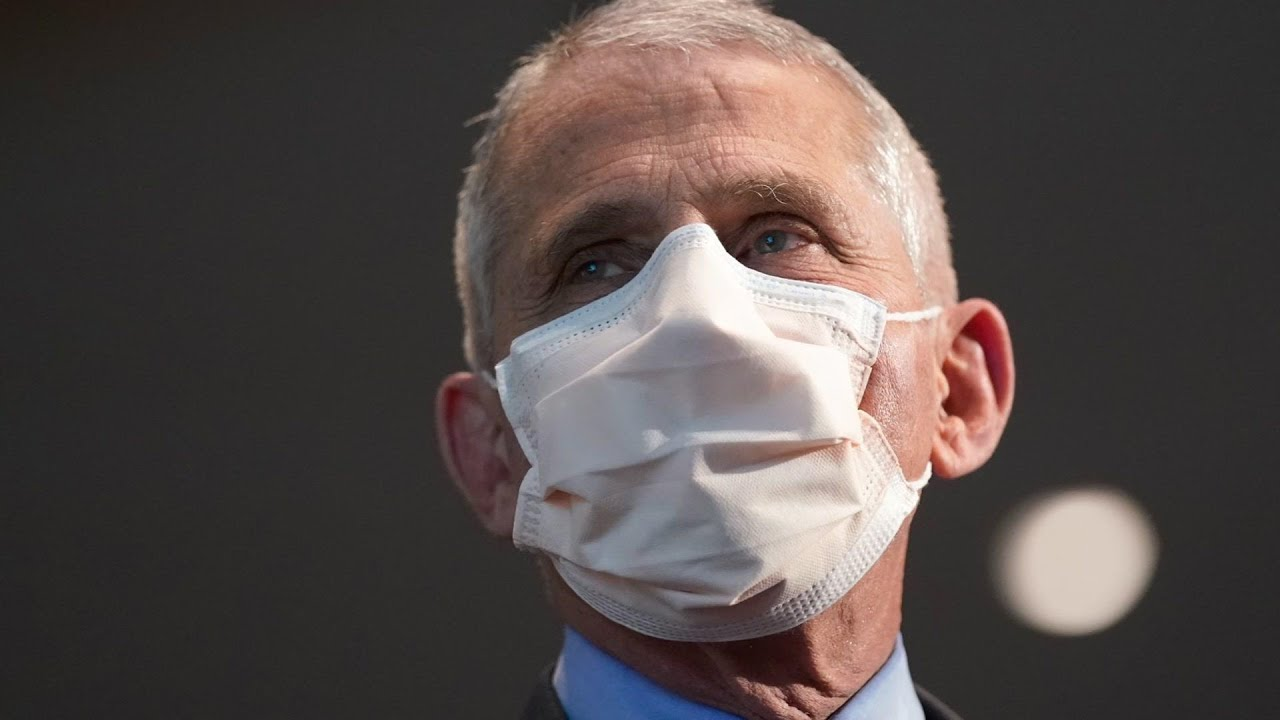 Dr. Anthony Fauci: Mutating virus 'a wake-up call'