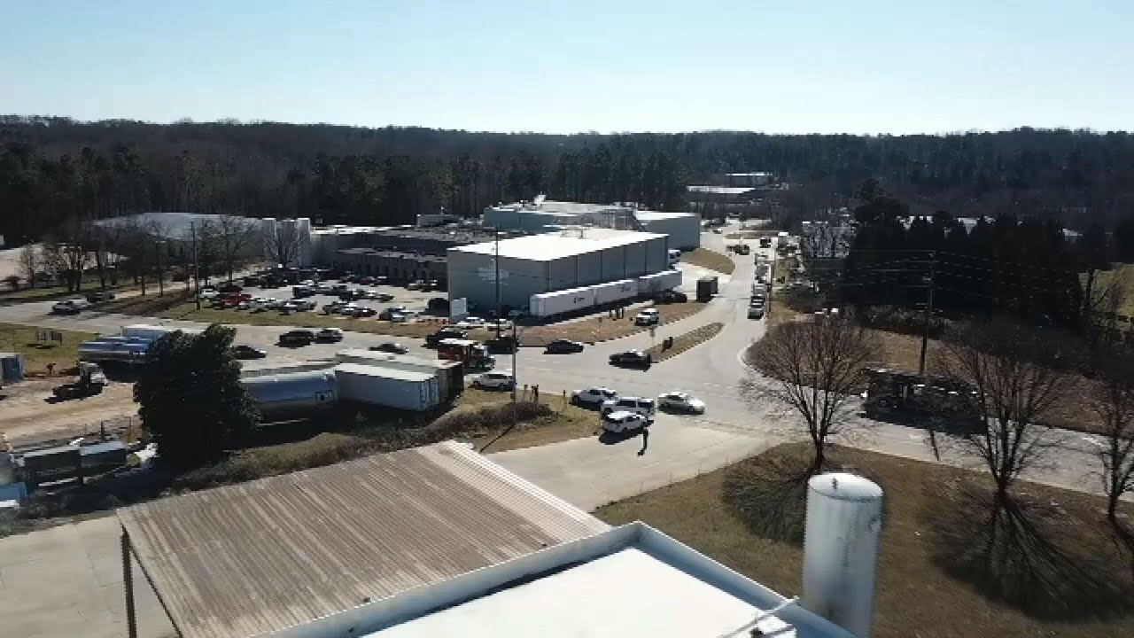 Worker describes scene of deadly Georgia gas leak