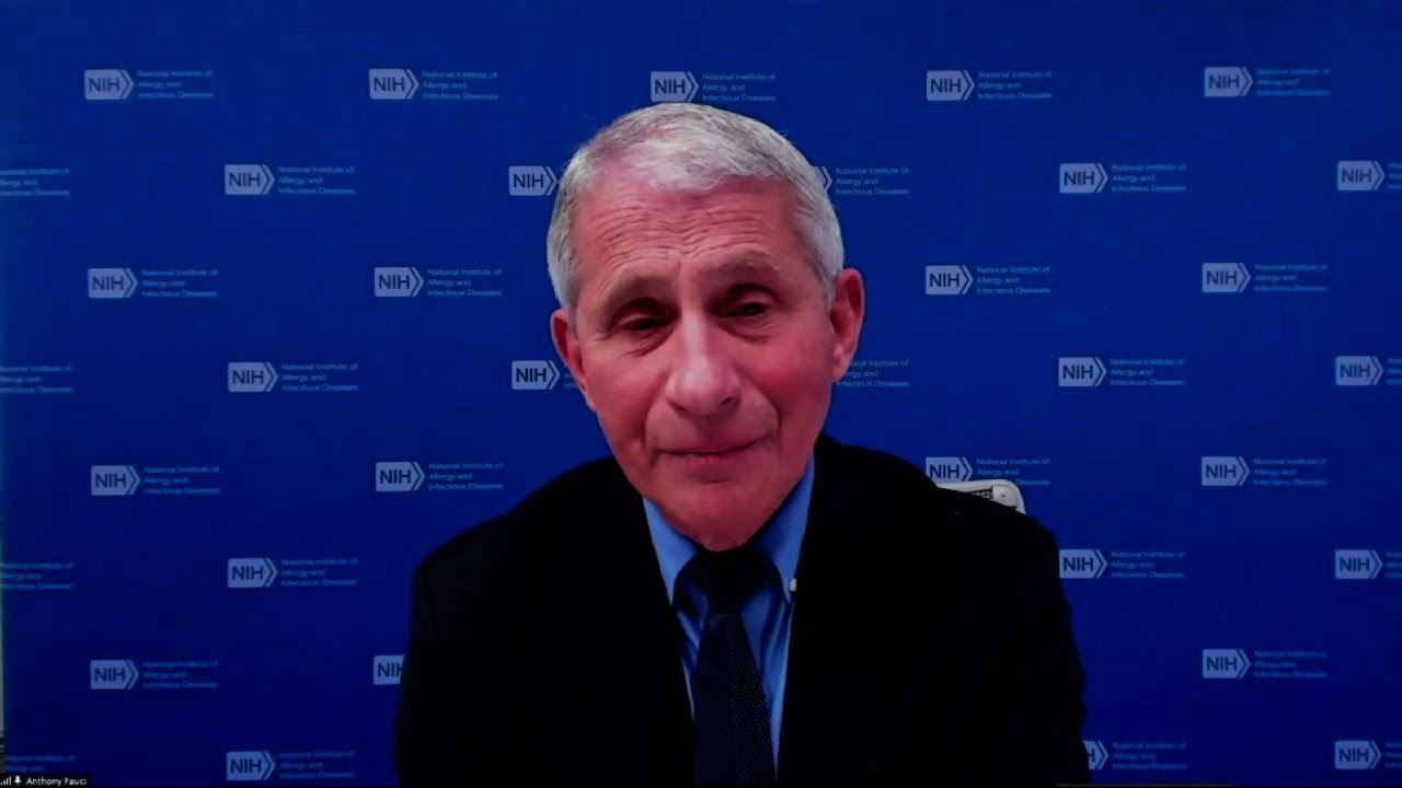 Fauci: Vaccines must adjust to mutations