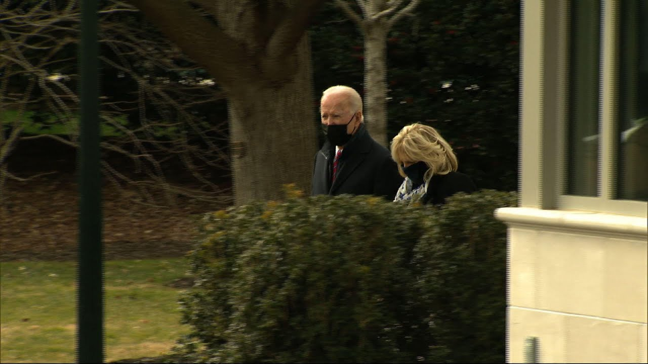 """Biden: COVID plan must pass 'no ifs, ands or buts"""""""