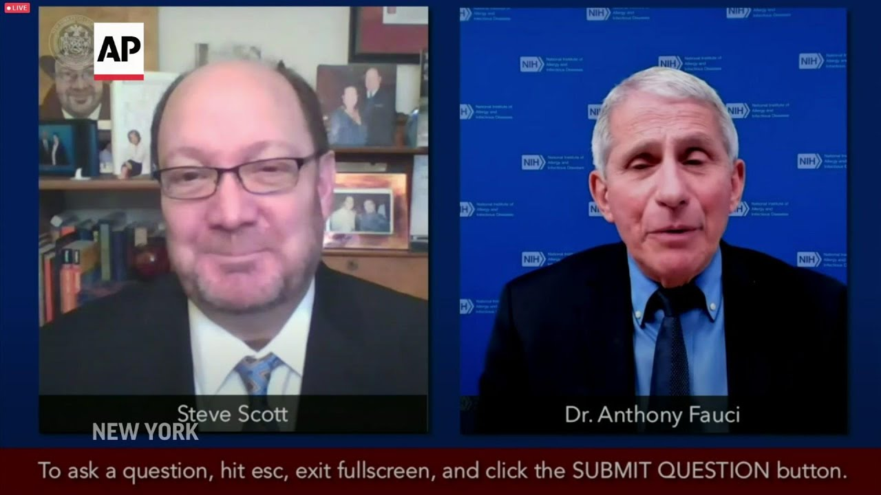 Fauci: Johnson vaccine likely to get FDA approval