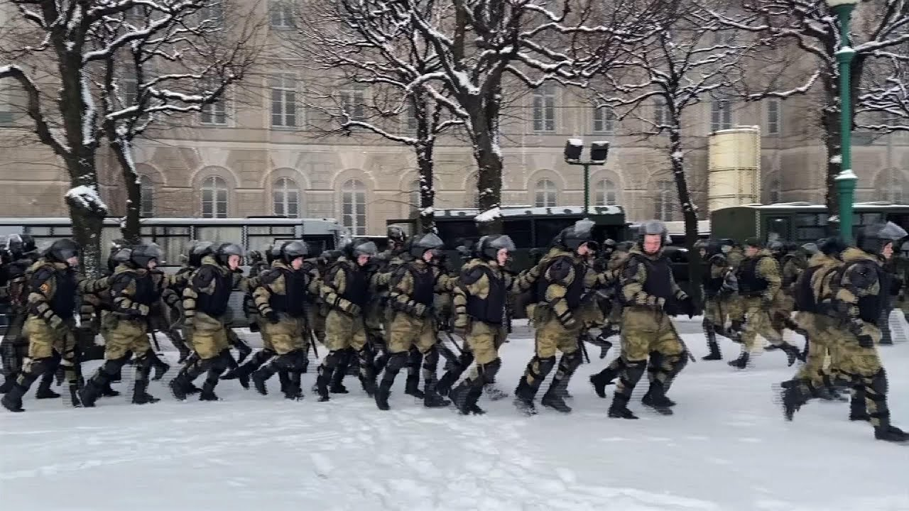 Russia warns against planned opposition protests