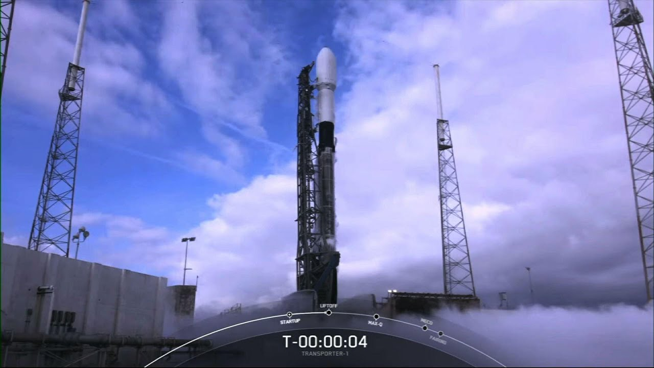 SpaceX launches 18th Starlink satellite mission