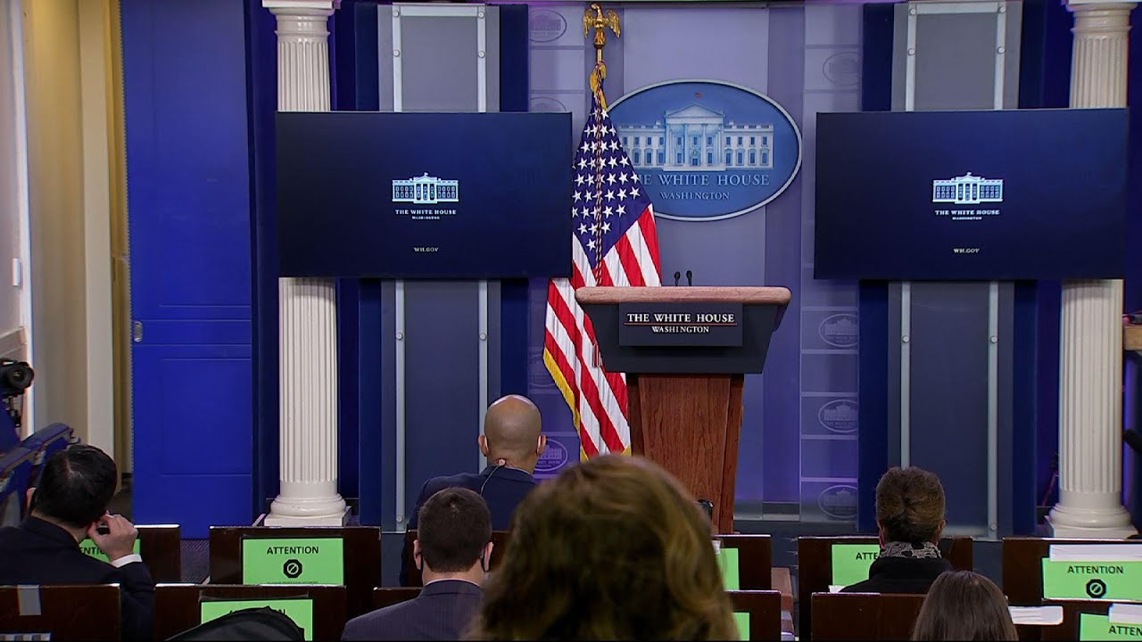 WH: Risk is 'going too small' on COVID relief bill