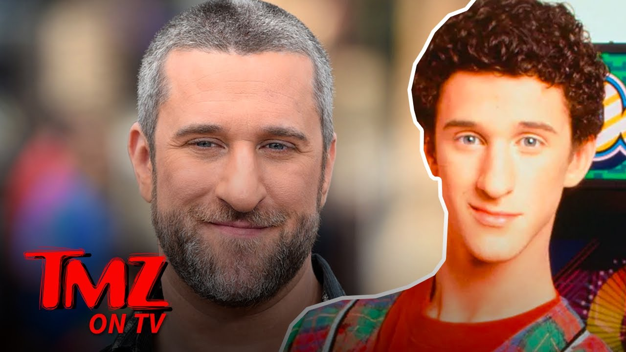 Dustin Diamond Passes Away at 44 | TMZ TV