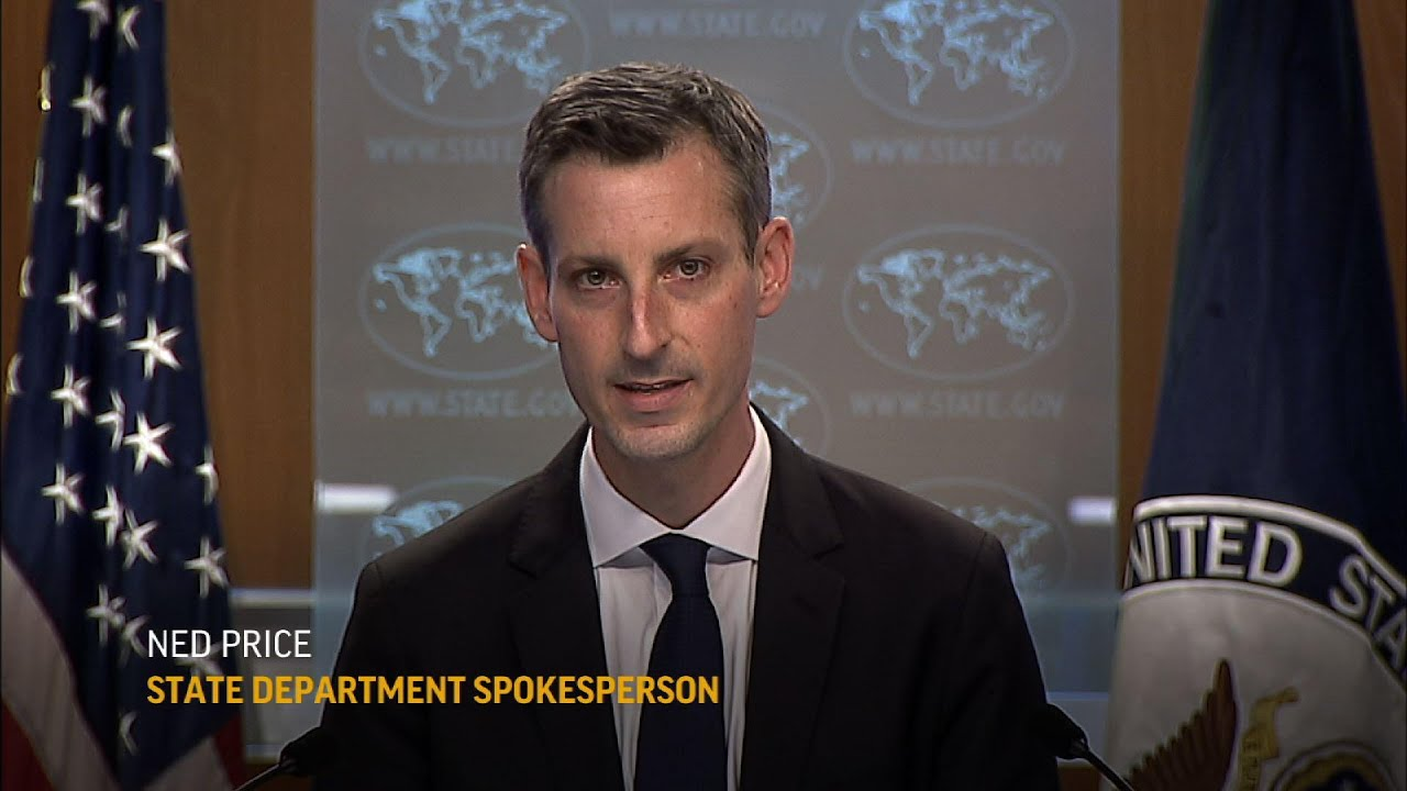 State: US reviewing response to Russia, Burma