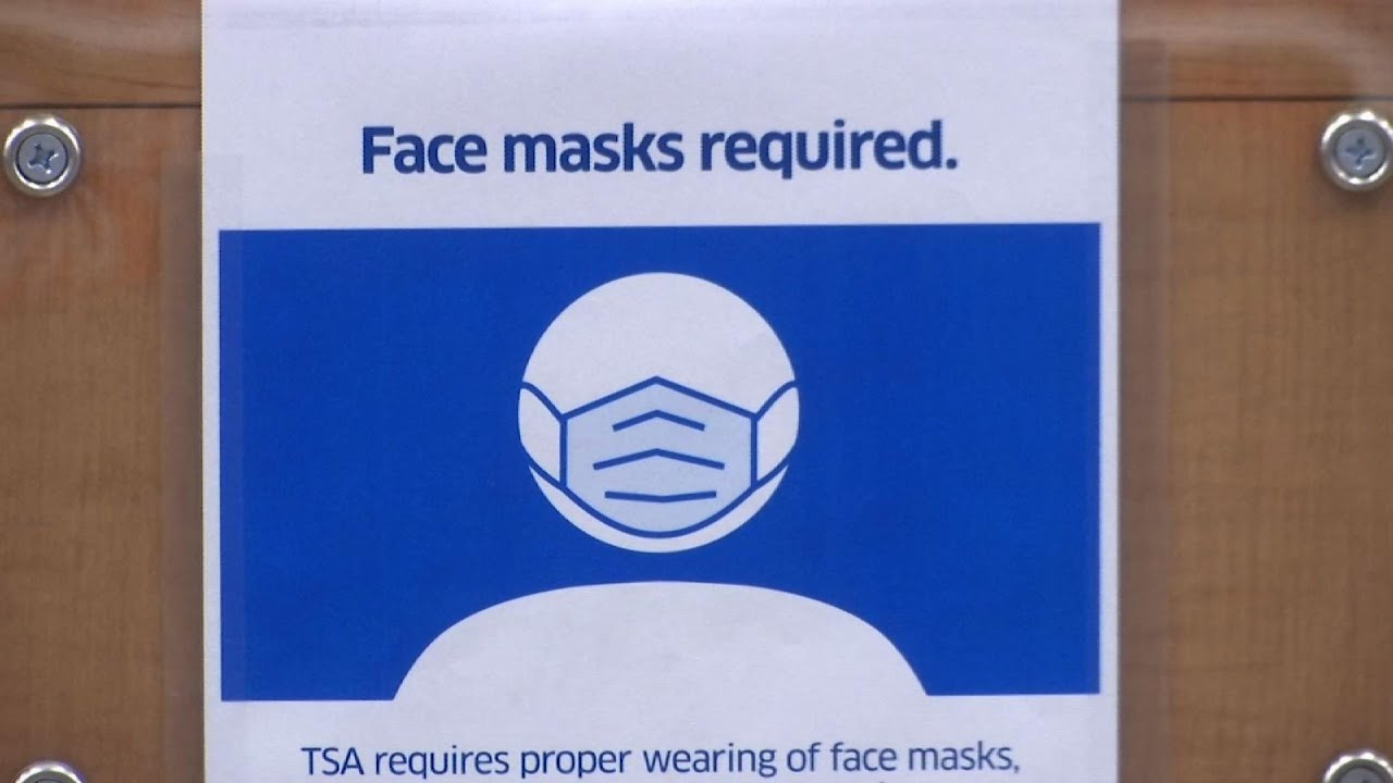Masks now required at all TSA airport checkpoints