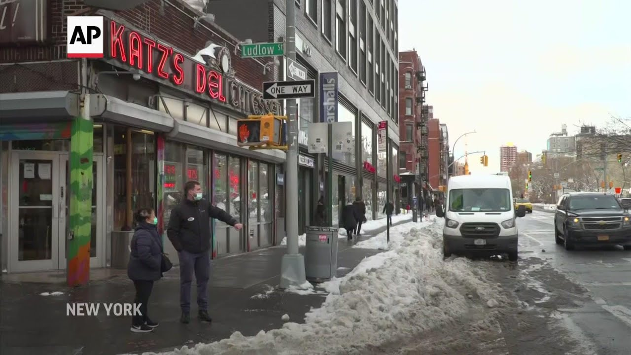 NY restaurant workers could access vaccine next