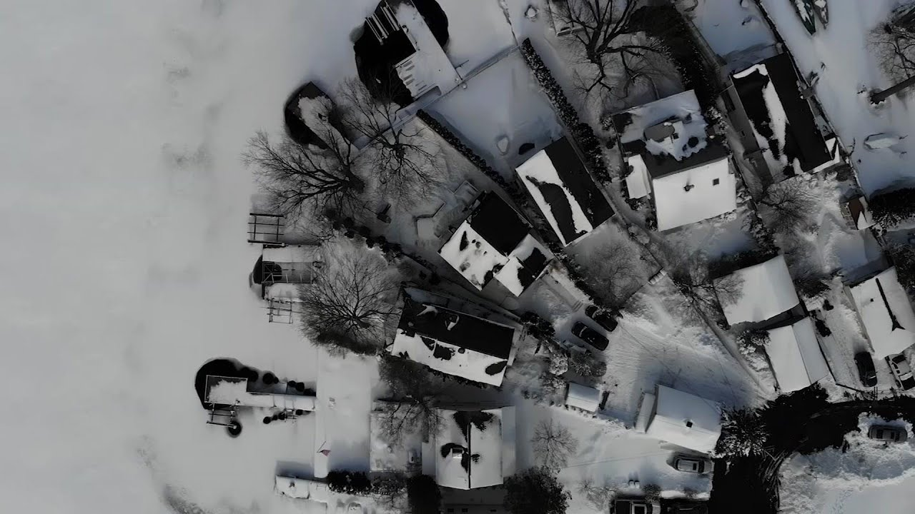 New Jersey breaks snow record