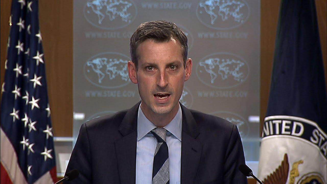 US renews Russia arms deal, slams Myanmar 'coup'