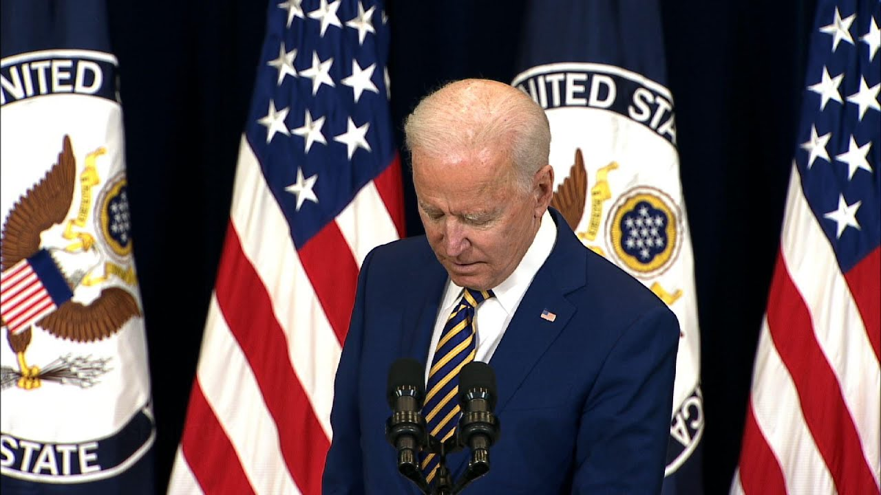 Biden to diplomats: 'You are the face of America'
