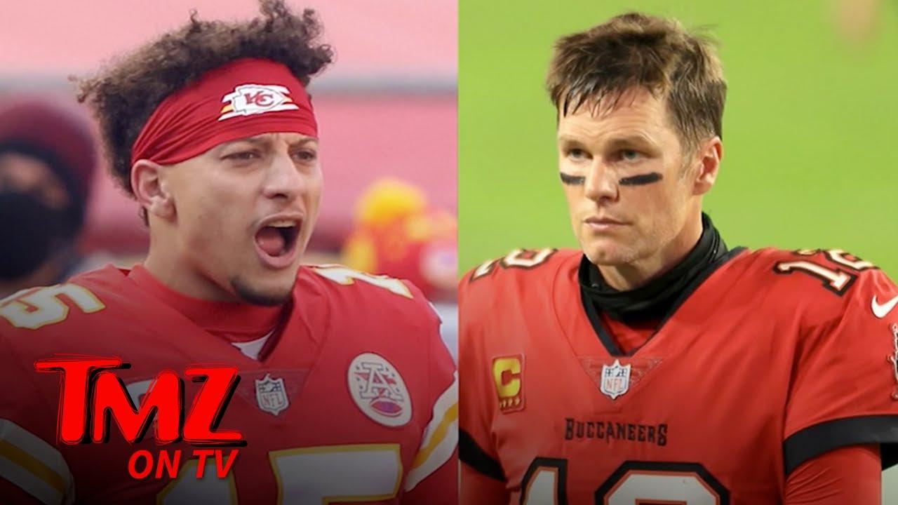 Who's Winning The Super Bowl? FS1's Rachel Bonnetta Gives Us The Scoop | TMZ TV