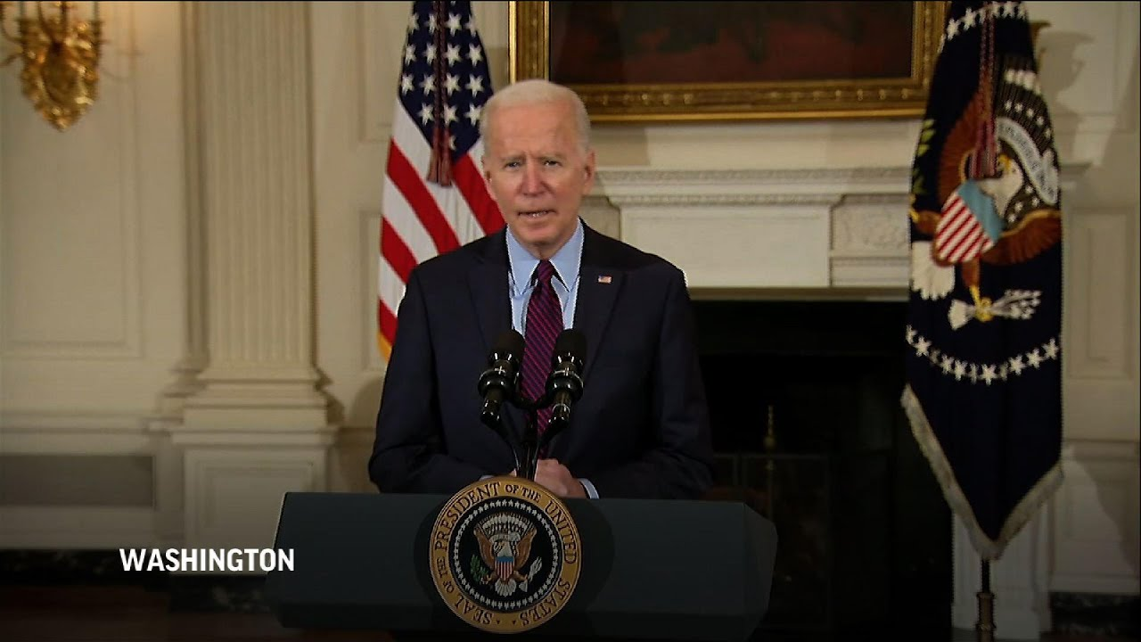 """Biden: Going to 'act fast"""" on economy 'in trouble'"""