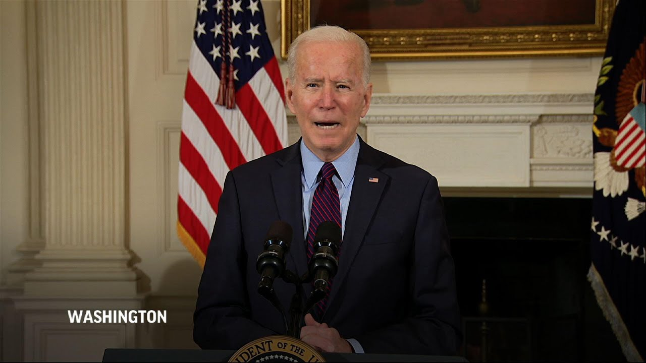 Biden: Rescue plan, 'answer to crisis we are in'