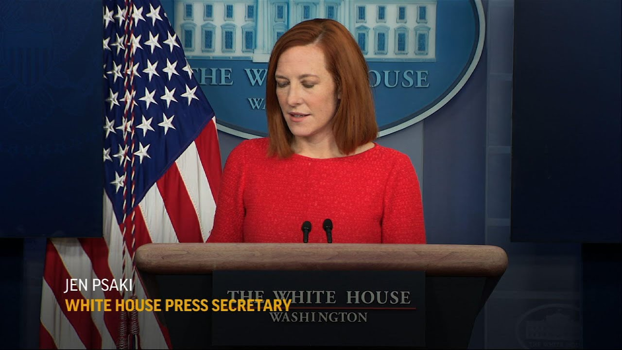 WH: No timeline on relief, but there's urgency