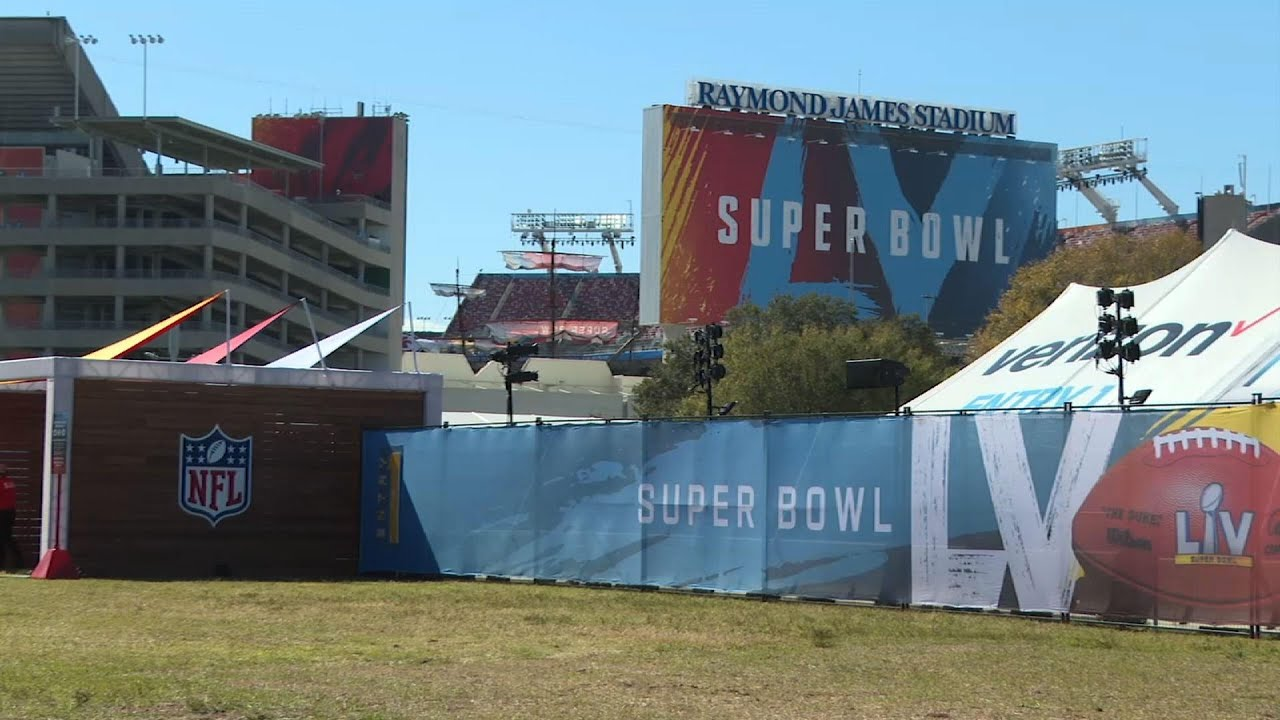 NFL gives Super Bowl tickets to hospital workers