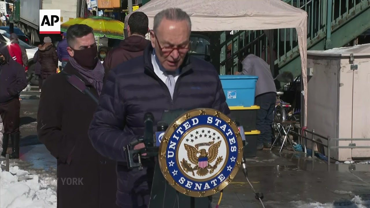 Schumer: Parties finalize impeachment trial rules