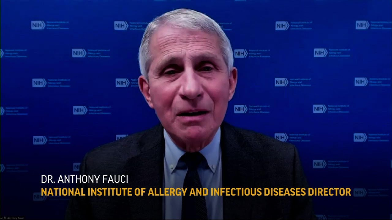 Fauci warns against 2-dose regimen deviation