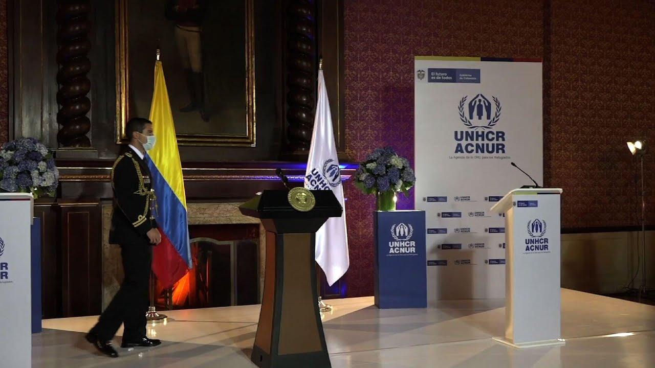 Colombia to legalize undocumented Venezuela migrants