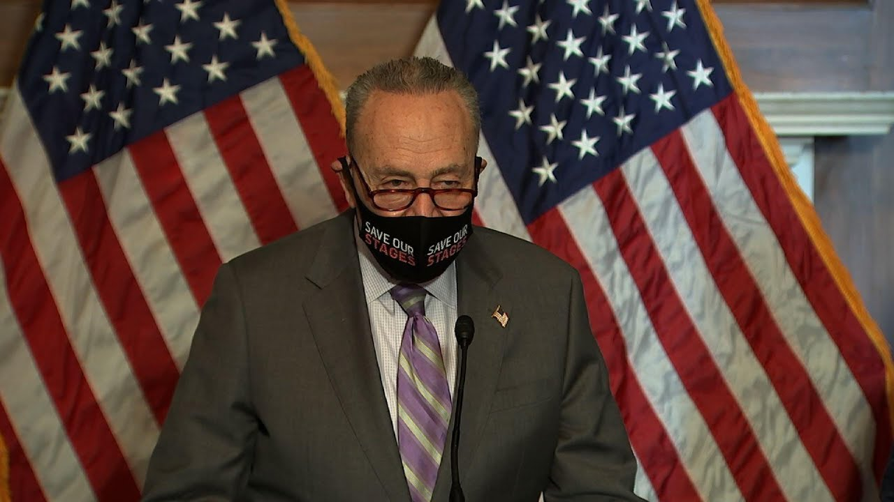Schumer: Relief efforts to continue during trial
