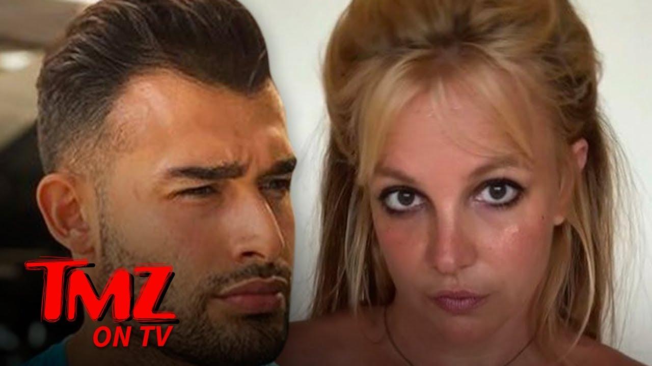 Britney Spears' Boyfriend Calls Her Dad A 'Dick'! | TMZ TV