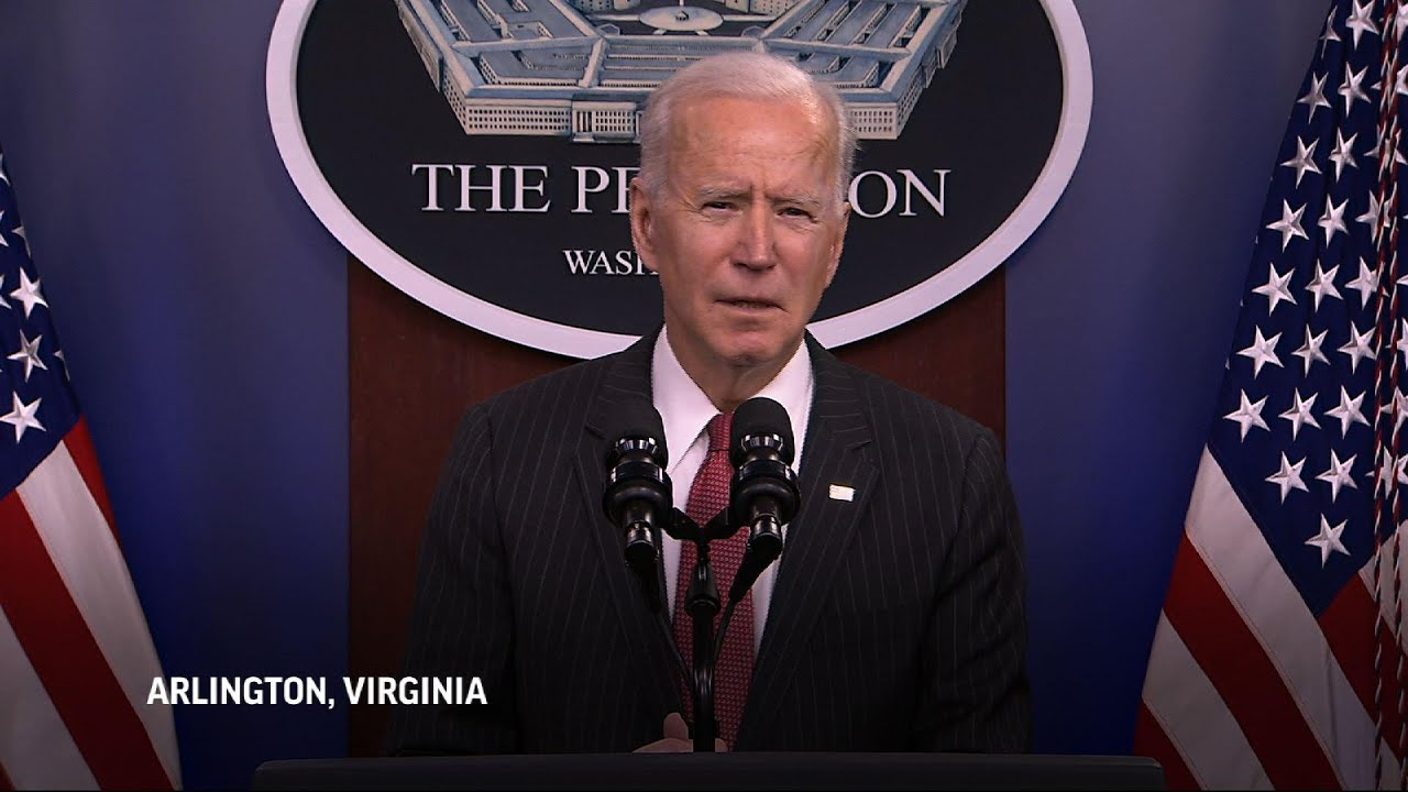 Biden briefed on new DOD China task force