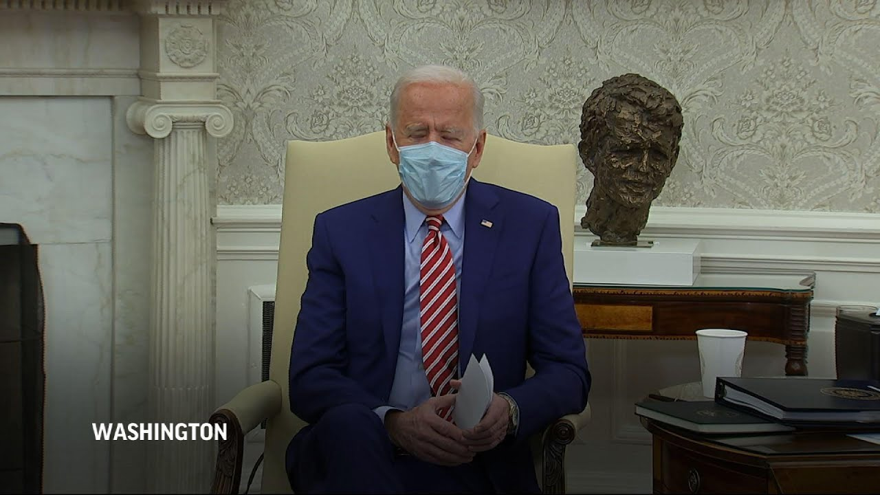 Biden on impeachment, talks with China's Xi